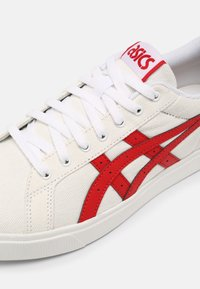 ASICS SportStyle - CLASSIC UNISEX - Trainers - white/classic red - 6
