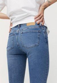 ARMEDANGELS - TILLAA X STRETCH - Jeans Skinny Fit - sky blue - 3