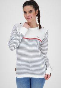 alife & kickin - Long sleeved top - white - 0