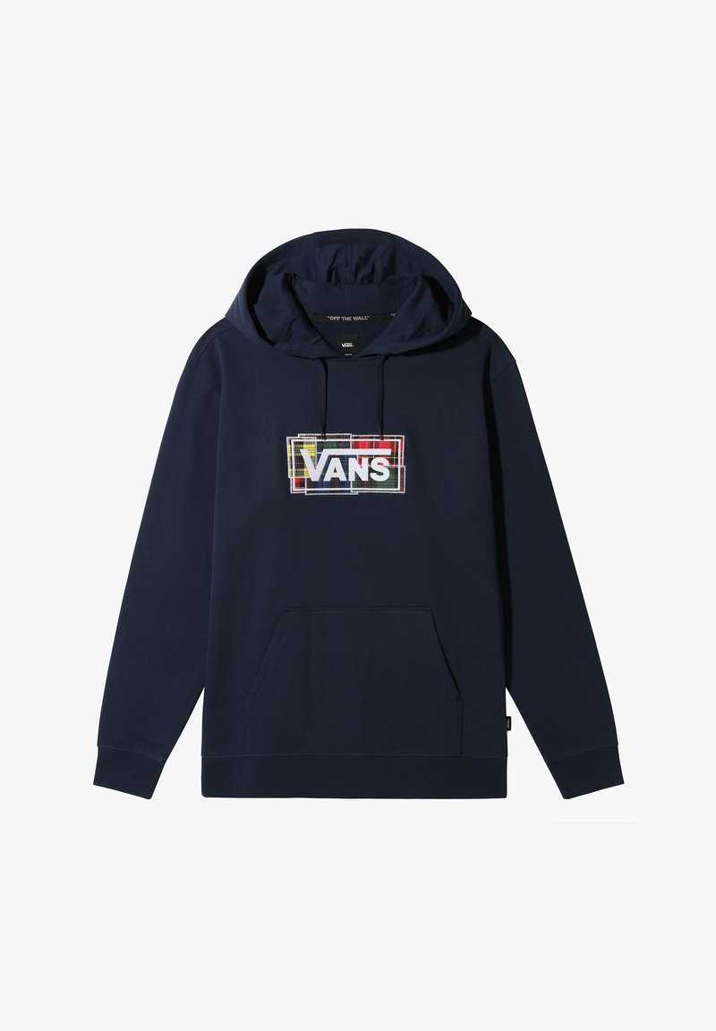Vans - Bluza z kapturem - dress blues