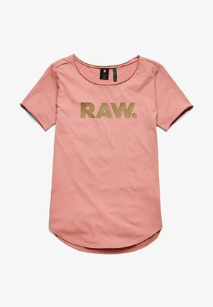 GRAPHIC - Print T-shirt - dusty rose