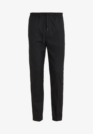 CLAVIN - Trousers - black