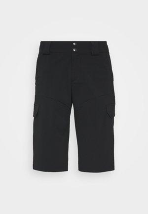 BARGUP OCEAN WASTE ECONYL® SHORT MEN - Sports shorts - anthracite