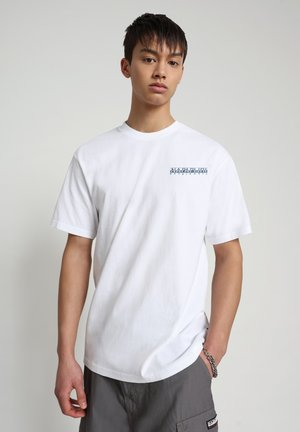 SOLE GRAPHIC - Print T-shirt - bright white