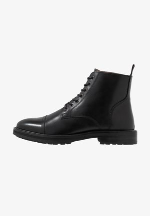 ORBIS HERITAGE BOOT - Veterboots - black