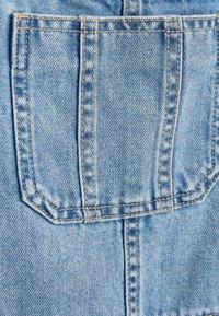 Next - PINAFORE - Denim dress - light blue - 2