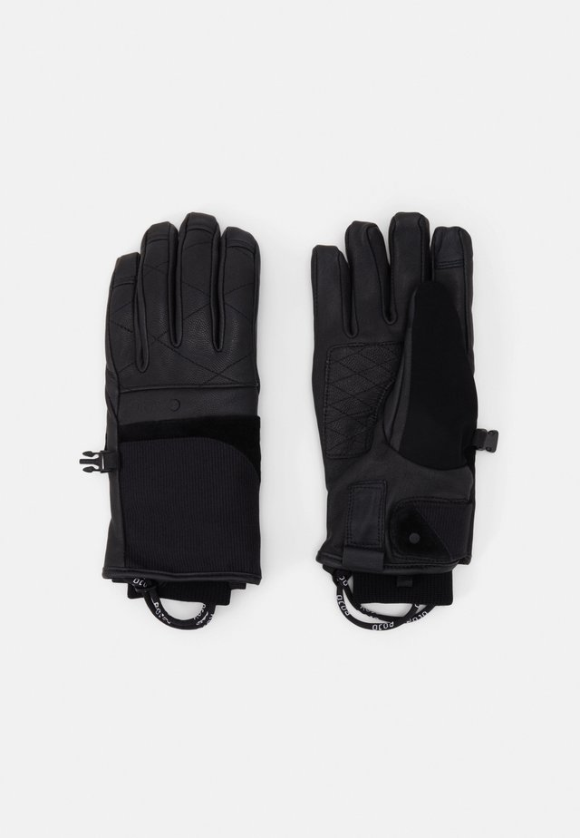 SOCIETY GLOVE - Sormikkaat - true black