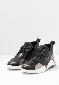 Colors of California - High-top trainers - black - 4