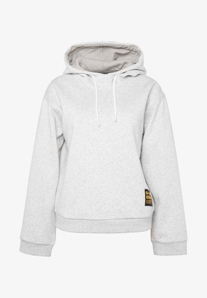 BILBI BOX LOGO - Hoodie - light grey heather