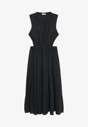 DENVER - Day dress - noir