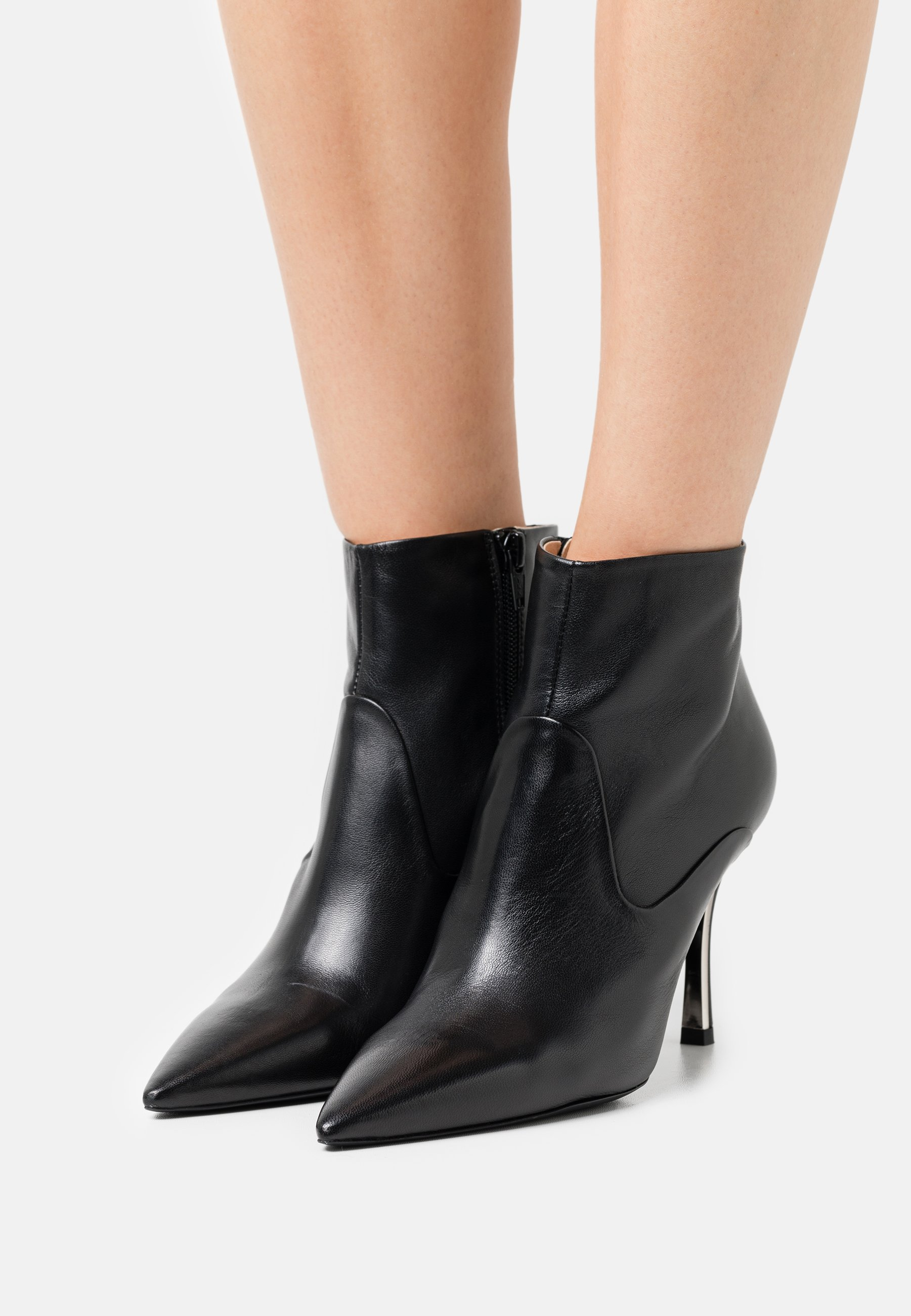Women CODE  - High heeled ankle boots