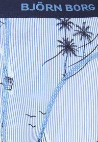 Björn Borg - SAILAWAY SAMMY 7 PACK - Underkläder - ultramarine - 7