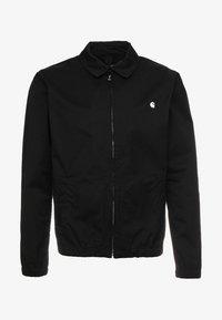 MADISON JACKET - Summer jacket - black