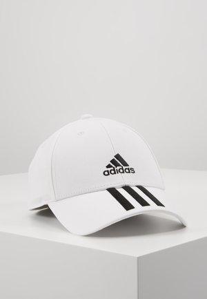3STRIPES BASEBALL COTTON TWILL SPORT - Cap - white/black/black