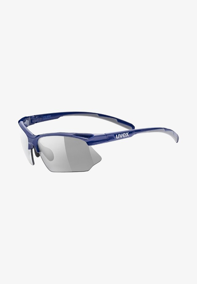 VARIO - Sports glasses - blue grey