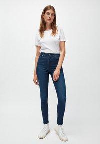 ARMEDANGELS - INGAA  - Jeans Skinny Fit - blue - 0