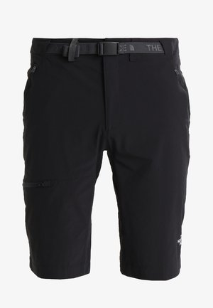 SPEEDLIGHT SHORT - kurze Sporthose - black/black