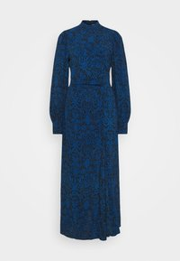 Gestuz - LORALIGZ MIDI DRESS - Day dress - blue/black vintage - 4