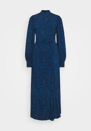 LORALIGZ MIDI DRESS - Denní šaty - blue/black vintage