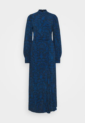 LORALIGZ MIDI DRESS - Day dress - blue/black vintage