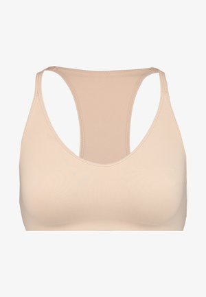 REAL ME BRALETTE - Bustier - natural nude