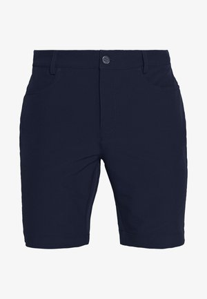 GENIUS TROUSERS - Sports shorts - dark navy