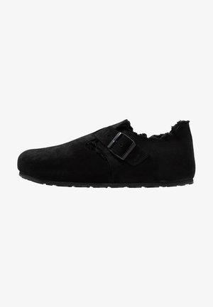 LONDON - Slippers - black