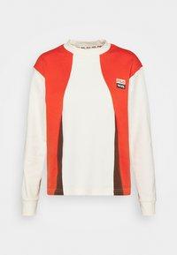 Fila - MONICA - Sweatshirt - eggnog/potting soil - 3