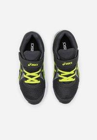 ASICS - JOLT 2 - Neutral running shoes - graphite grey/lime zest - 3