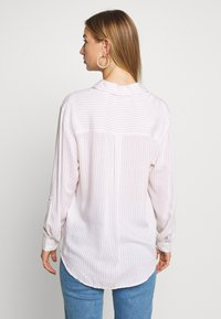 New Look - REX STRIPE - Skjorte - white - 2