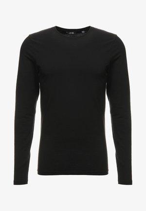 ONSBASIC SLIM TEE - Top sdlouhým rukávem - black