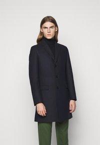 HUGO - MIGOR - Classic coat - dark blue - 0