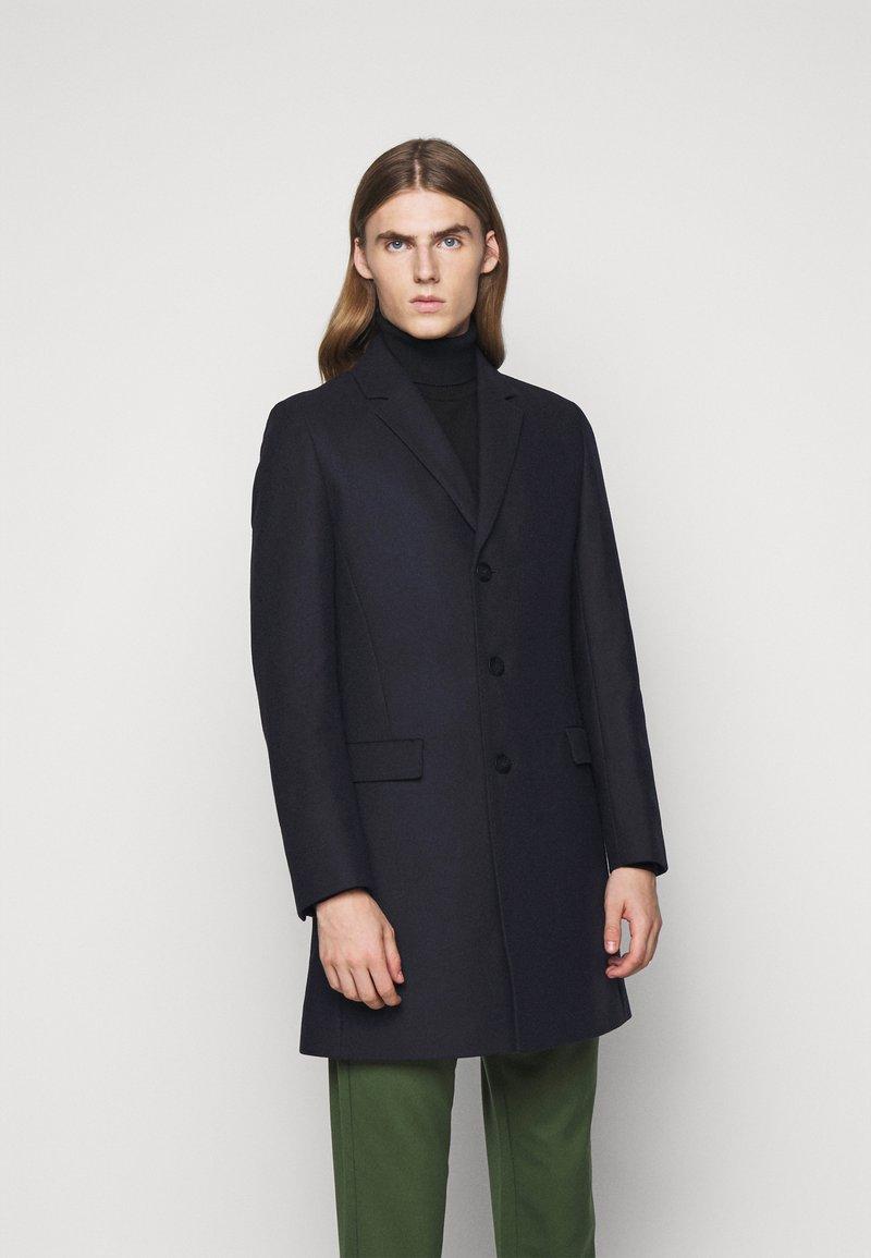 HUGO - MIGOR - Classic coat - dark blue