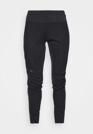 WOMENS WINTRY PANTS - Outdoor trousers - black