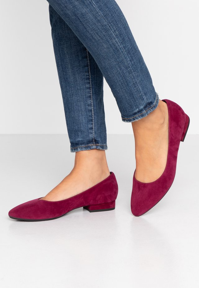 WIDE FIT FALA - Ballet pumps - jam