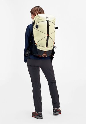 DUCAN SPINE  - Hiking rucksack - sunlight-black