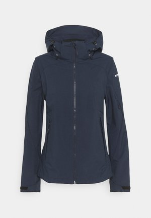 VENTURIA - Outdoor jacket - dark blue