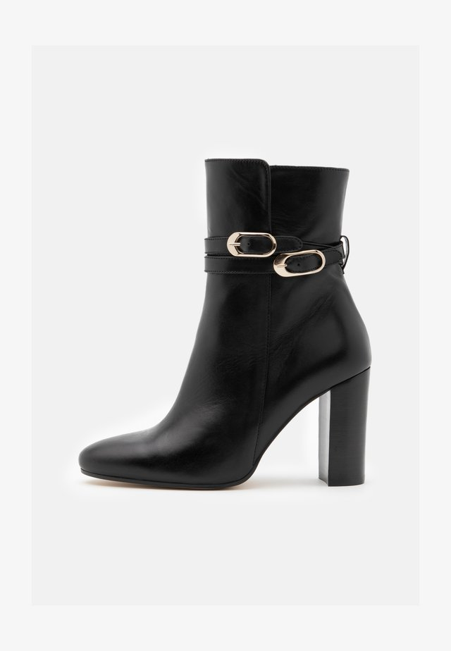 VIANETTE - High heeled ankle boots - noir