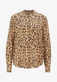 BOSS - EFELIZE - Button-down blouse - multi-coloured - 5