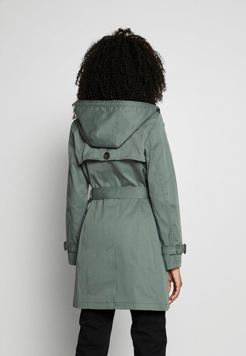 Esprit - CLASSIC - Trenchcoat - khaki green