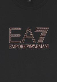 Emporio Armani - EA7  - Triko spotiskem - black - 2