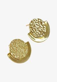 FOLKDAYS - Earrings - gold - 1