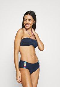 Esprit - HYDE BEACH SEXY HIPSTER - Bikini bottoms - navy - 1