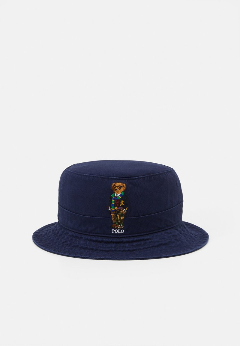Polo Ralph Lauren - NEW BOND BUCKET - Hut - newport navy