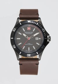 Swiss Military Hanowa - FLAGSHIP RACER - Watch - black - 0