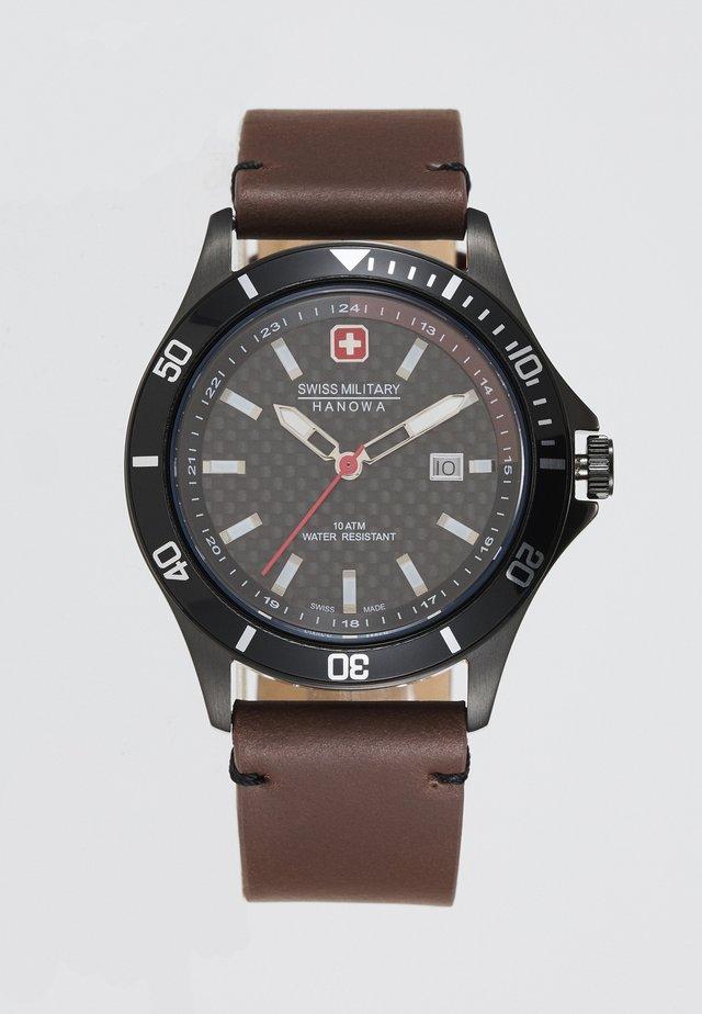 FLAGSHIP RACER - Horloge - black