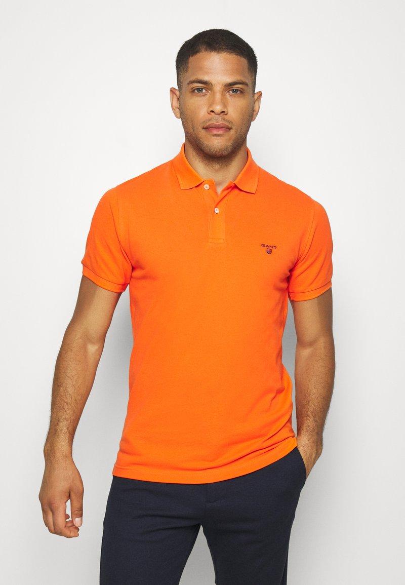 GANT - THE SUMMER - Polo shirt - arancia