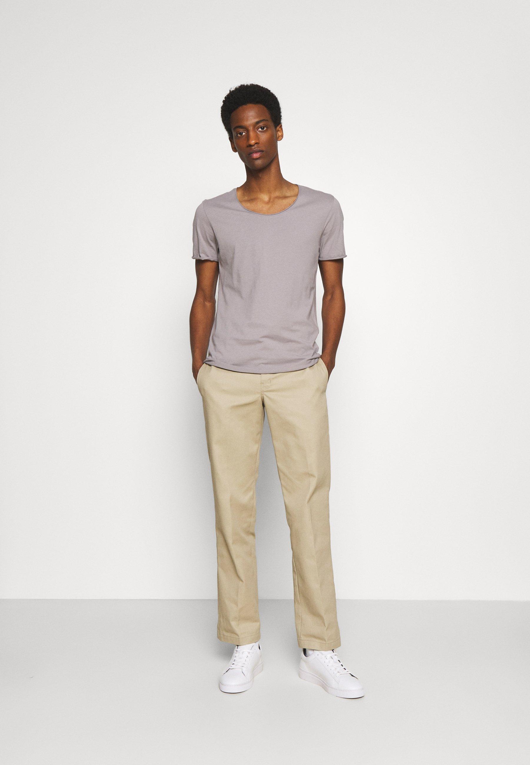 Men SLHNEWMERCE O NECK TEE 3PACK - Basic T-shirt