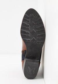 Caprice - Ankle boots - cognac/ocean - 6