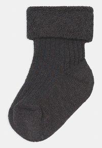 Ewers - 4 PACK - Socks - grey/mustard yellow - 1